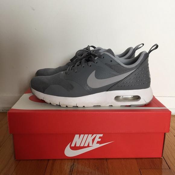 54adee0b688f1 Nike Shoes | Air Max Tavas Sneakers Cool Gray | Poshmark